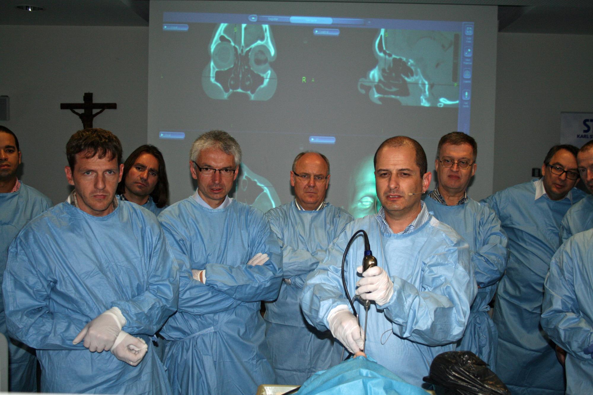 Neurochirurgie - Fachinfos / Brüderkrankenhaus Trier